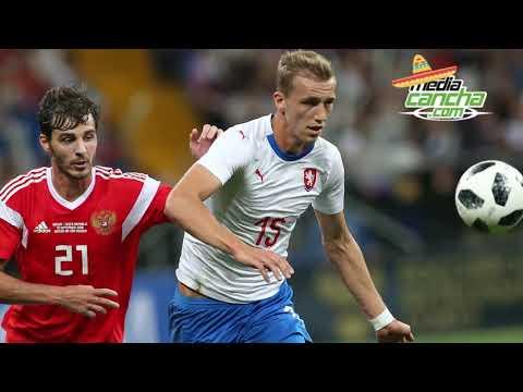 Rusia Golea 5 1 A República Checa