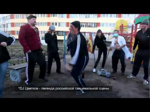 Drunk Russian Dancers