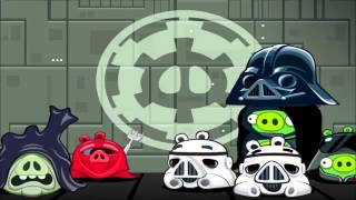 Angry Birds Star Wars   Boss Music Extended Theme