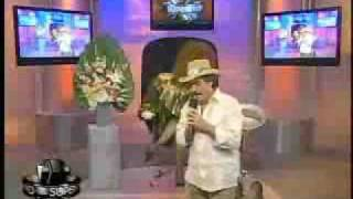 SuperXclusivo 6/9/10 - Blooper de Héctor Travieso