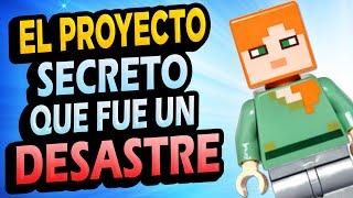 El Proyecto Secreto de Minecraft Que Fue un DESASTRE!! BRICKCRAFT