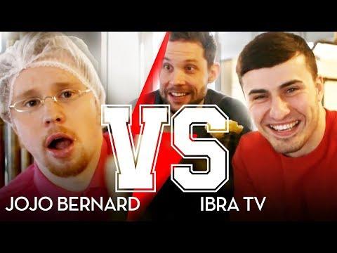 IBRA TV VS Jojo Bernard ( Quand le Maroilles rencontre la Tchétchénie)