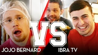 IBRA TV VS Jojo Bernard