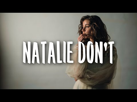 RAYE - Natalie Don't (Lyrics)