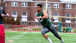 Pro Day 2016 || Dartmouth College Football