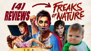 FREAKS OF NATURE (LOST REVIEW)
