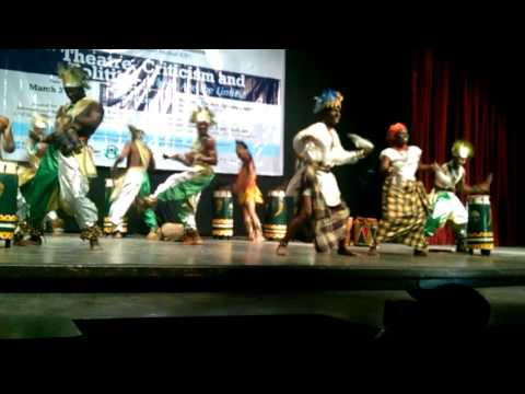 Iba: Dance-drama by National Troupe of Nigeria