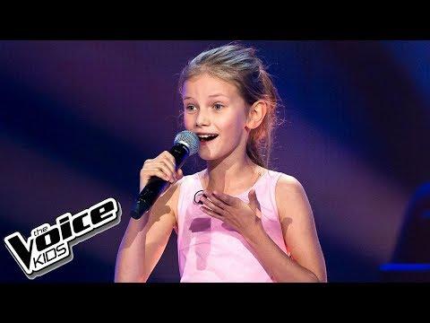 Nina Kicińska - 'Naprawdę chcę' - Przesłuchania w ciemno - The Voice Kids 2 Poland