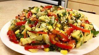Очень вкусный ужин. Быстро и просто. Блюдо из картофеля и овощей.