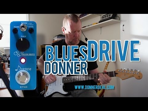 Donner: Blues Drive - Demo