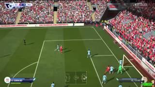 FIFA 15 Demo- Liverpool Vs Man City: Next-Gen PC Gameplay 720p