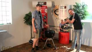 Grillpapst.tv präsentiert: Weber OneTouch Premium 47