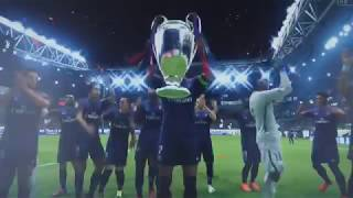 FIFA 19 FULL  CHAMPIONS LEAGUE MATCH GAMEPLAY HD