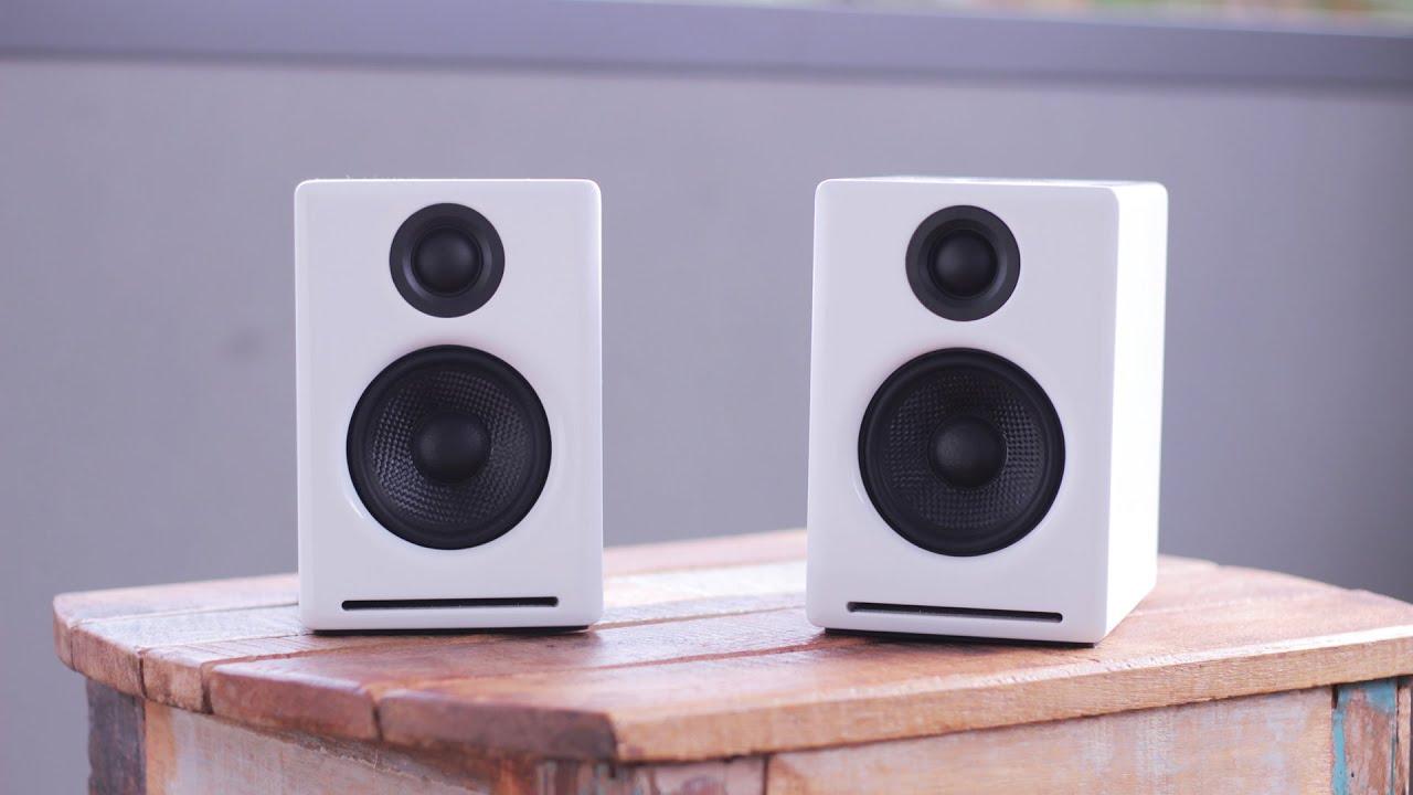 A2 premium powered desktop speakers youtube - A2 Premium Powered Desktop Speakers Youtube 45