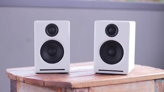 Audioengine A2+ Speakers Review!