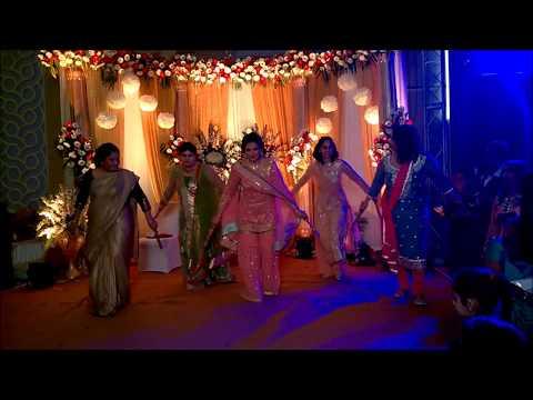 Wedding Choreography   KRITIKA THAKUR   Songs: latthe di chadar & Navrai Majhi