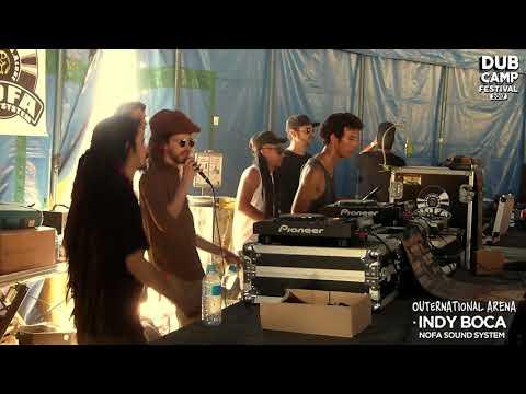 """Dub Camp Festival 2017 - Indy Boca ▶ Unitone & Jacko """"Drone Attack"""" ①"""