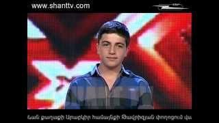 X Factor 3 - Oragir 07.05.2014
