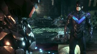 BATMAN™: ARKHAM KNIGHT esconderijo do pinguim