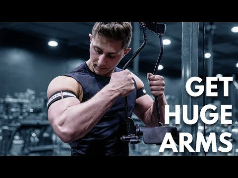 How To Use BFR Training To GROW Your Arms (CRAZY PUMP!)