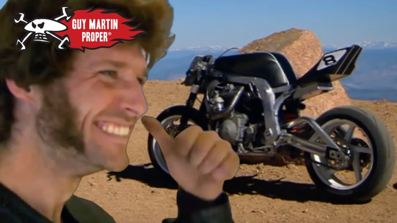 ALL of Guy's EPIC Speed World Records | Guy Martin Proper