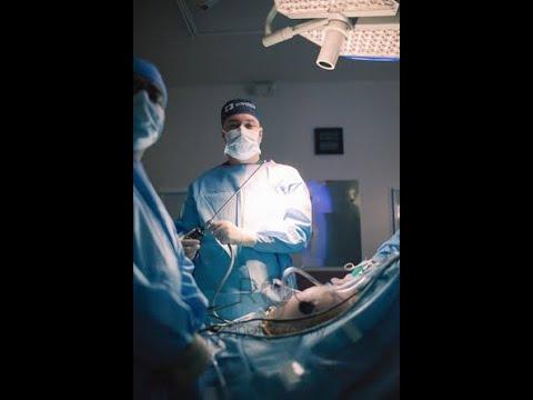 "Live Video Stream ""Laparoscopic Gynecologic Surgery"" Tubal Reanastomosis"