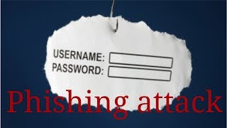 what is phishing || how to prevent from phishing