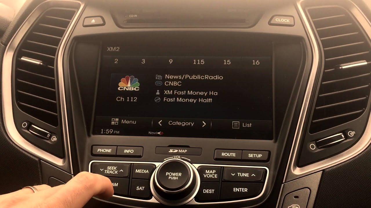 2015 Hyundai Santa Fe Xl Limited Interior Review Youtube
