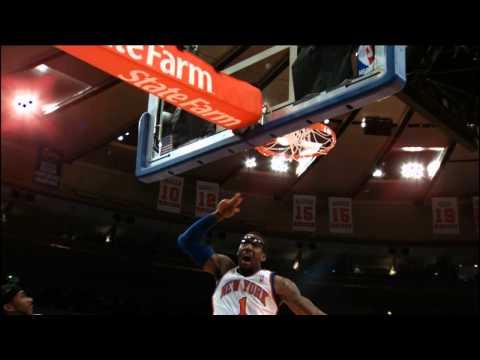 Best of Amar'e Leading Knicks