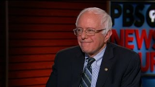 Sen. Bernie Sanders on taxes, trade agreements and Islamic State