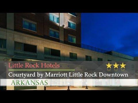 Courtyard by Marriott Little Rock Downtown - Little Rock Hotels, Arkansas