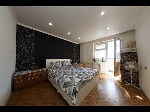 Двухкомнатная квартира в Молодежном мкр. на 10 этаже. Краснодар.