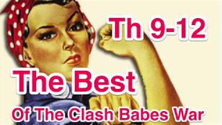 Clash of Clans, Clash Babes, Th9 WitchSlap, Th10 Ring Base, Th11&Th12 Island Base/ 4-Square