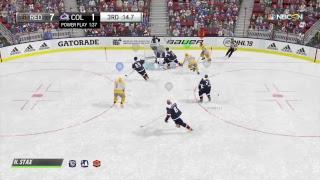 FBHL Colorado Avalanche Intrasquad #9 (NHL 19) [Live Stream] 2/21/18