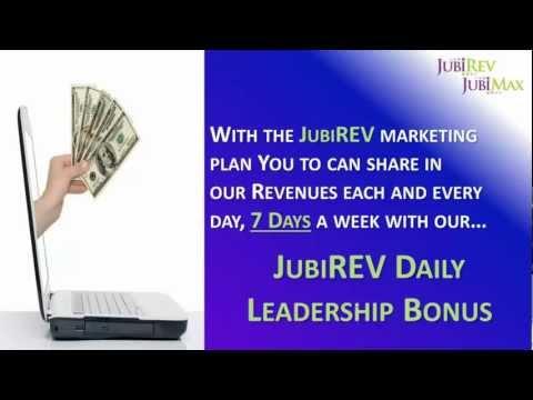 JubiRev / JubiMax - Business Overview | Team Jubi Global