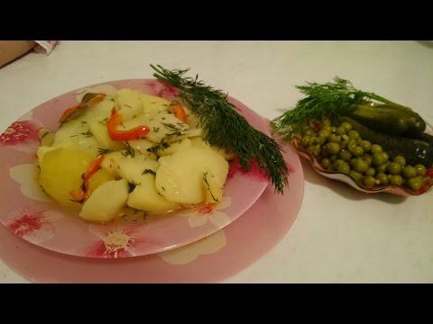 Что можно приготовить из яиц и картошки? Испанскою тортилью.