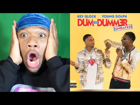 "Young Dolph & Key Glock ""Dum and Dummer"" (REACTION/REVIEW)"