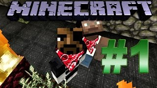 Minecraft Episode Part 1-  In The Hood | Weed Farm