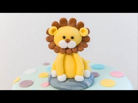 Löwe Torte /Motivtorte / Kinder Geburtstagstorte #Leonor's Sweet Creations