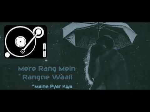 Mere Rang Mein Range Waali ♥Pari Ho Ya Ho PariYon ki Rani ♥Ya Ho Meri Prem Kahaani🌹