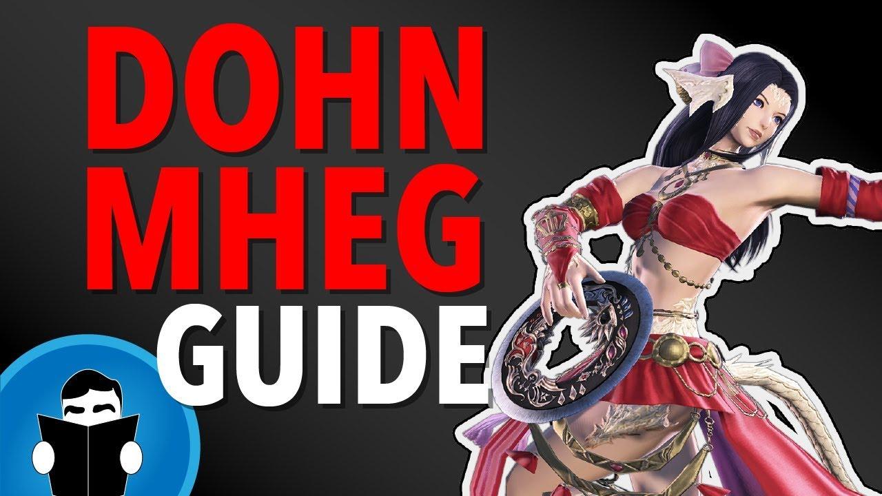 FFXIV Dohn Mheg Dungeon Guide [Shadowbringers 73 4 man]