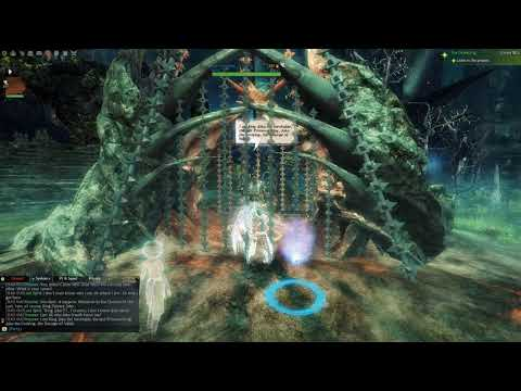 Guild Wars 2 Path of Fire Chapter 8 - The Departing [SPOILER]