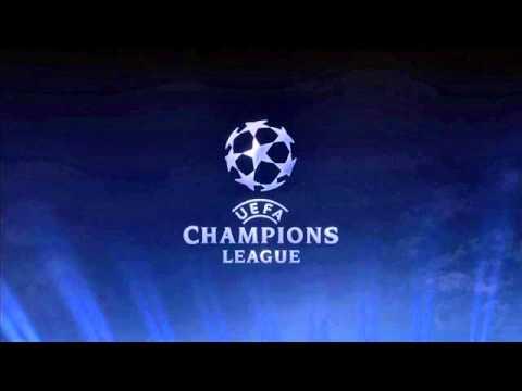 UEFA Champions League - lineup anthem