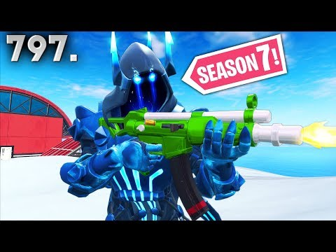 *NEW* SEASON CRAZIEST MOMENTS! - Fortnite Funny WTF Fails and Daily Best Moments Ep. 797