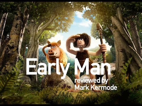 Early Man reviewed by Mark Kermode