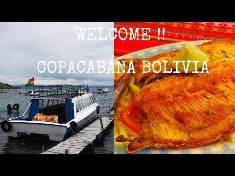 Copacabana Bolivia Travel, Visiting Copacabana city and La paz