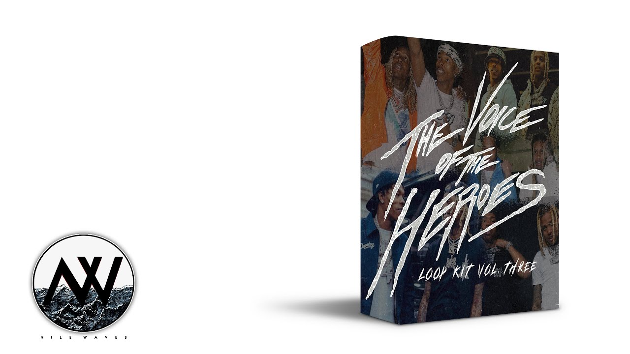 """[Free] Lil Baby x Lil Durk Loop Kit """"The Voice Of The Hero Vol. 3""""