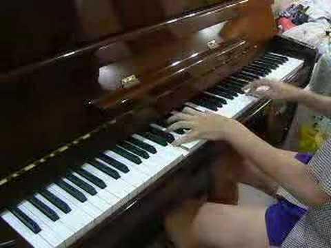 Bu Ke Si Yi in Piano - 不可思义