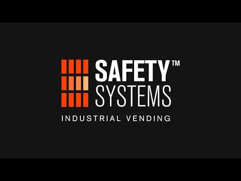 SAFETY SYSTEMS INDUSTRIAL VENDING