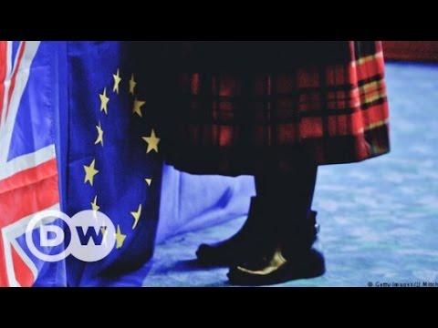 Scotland: Fears of losing EU workforce | DW Documentary